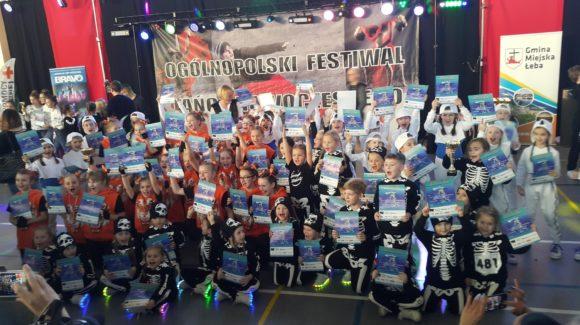 Sukces Świata Tańca w Łebie