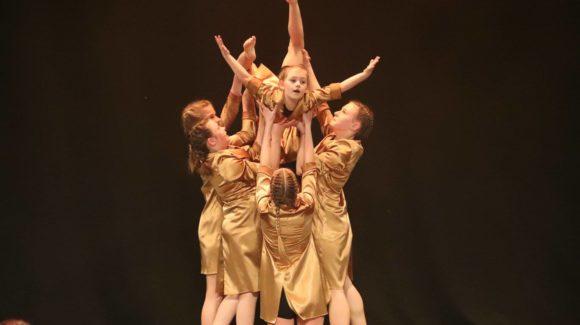 Świat Tańca zatańczył na Wielkiej Orkiestrze Świątecznej Pomocy
