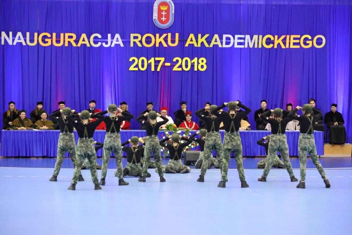 Świat Tańca na inauguracji roku akademickiego AWF w Gdańsku