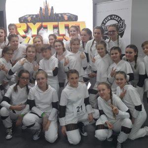 Po raz pierwszy w historii ekipa ze Świata Tańca dostała się do finału RYTMU ULICY