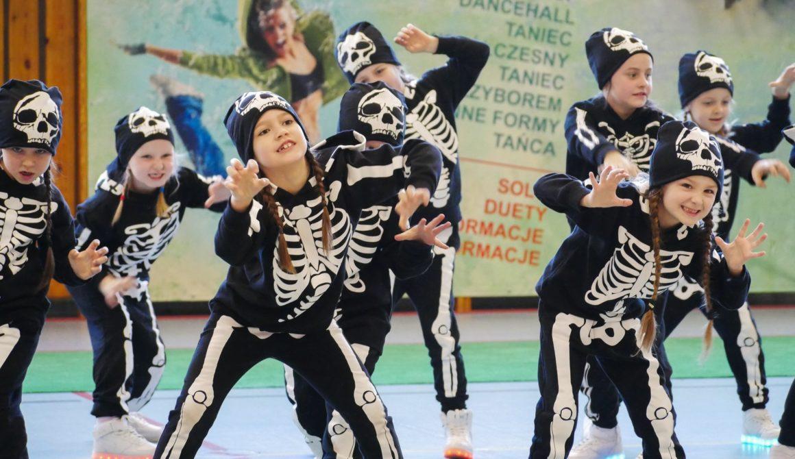 25 razy na podium na Ogólnopolskim Turnieju DANCE GROUP w Gdańsku!