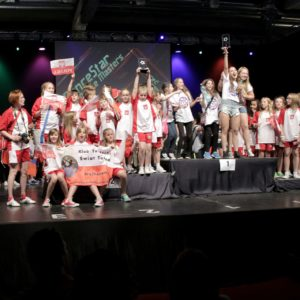 MISTRZOSTWA ŚWIATA ESDU WORLD DANCE MASTERS 2014r. W CHORWACJI