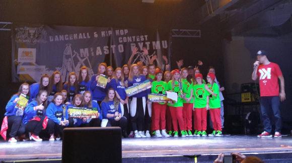 Sukces EXPRESIKU i EXPLOZJI na mega streetowej imprezie Miasto Rytmu w Gdańsku