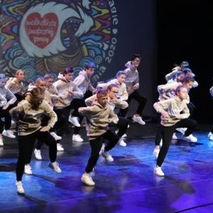 Świat Tańca na WOŚP 2020
